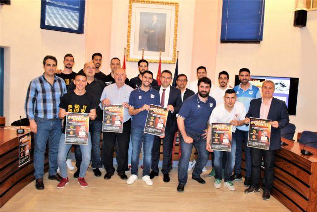 Presentada la Final A4 1ª División de baloncesto de masculino, que se disputará este próximo fin de semana en Alcantarilla, Foto 1