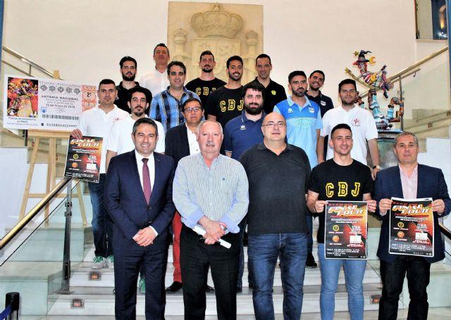 Presentada la Final A4 1ª División de baloncesto de masculino, que se disputará este próximo fin de semana en Alcantarilla, Foto 2