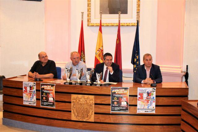 Presentada la Final A4 1ª División de baloncesto de masculino, que se disputará este próximo fin de semana en Alcantarilla, Foto 3