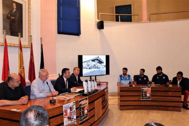 Presentada la Final A4 1ª División de baloncesto de masculino, que se disputará este próximo fin de semana en Alcantarilla, Foto 4
