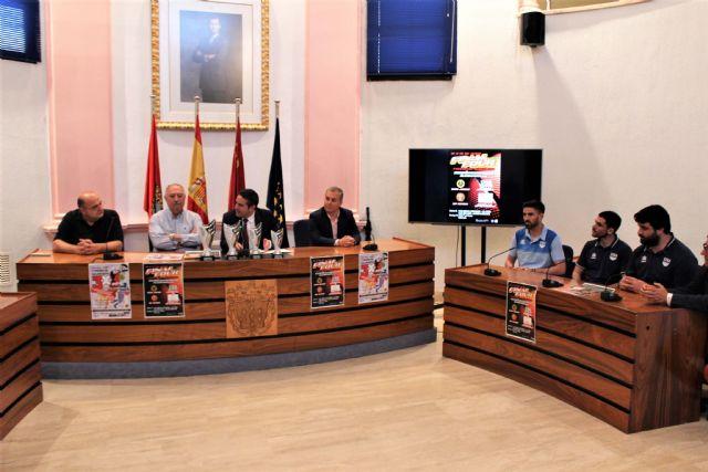 Presentada la Final A4 1ª División de baloncesto de masculino, que se disputará este próximo fin de semana en Alcantarilla, Foto 6