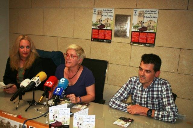 "Totana will host the Ninth Folklore Festival and Costumbrista Parade ""Güertero"" on June 9 - 3"