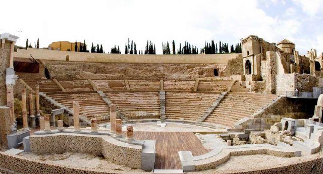 El PCAN propone la organización de un festival de obras clásicas en el Teatro Romano - 1, Foto 1