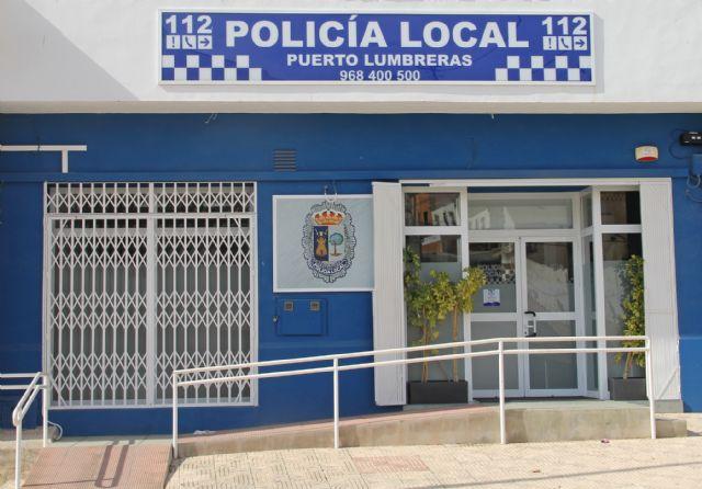 La Policía Local detiene a dos supuestos autores de robo en una vivienda en Puerto Lumbreras - 1, Foto 1