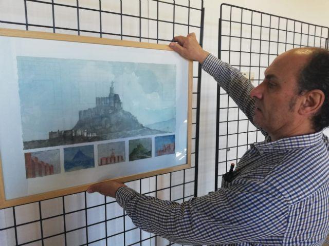 El Plan de Espacios Expositivos lleva a Jumilla la obra de José Ato - 1, Foto 1