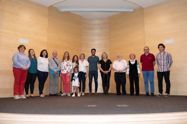 El ayuntamiento reconoce a los lectores más asíduos de las bibliotecas, Foto 1