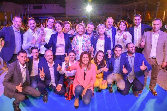 Presentación de la candidatura de Patricia Fernández (PP) a la alcaldía de Archena - 1, Foto 1
