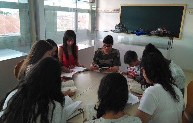 Finaliza el curso del club de literatura juvenil de la biblioteca municipal 'Rosa Contreras' - 1, Foto 1