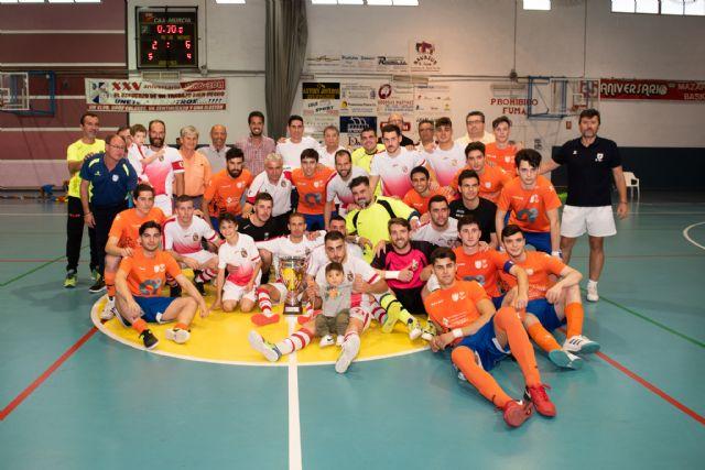 El Palmar FS gana la Final Four de copa celebrada en Mazarrón, Foto 1
