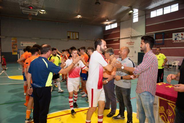 El Palmar FS gana la Final Four de copa celebrada en Mazarrón, Foto 2