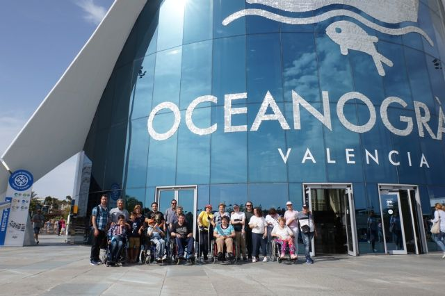 PADISITO made a trip to the Oceanografic of Valencia on the occasion of its 25th anniversary