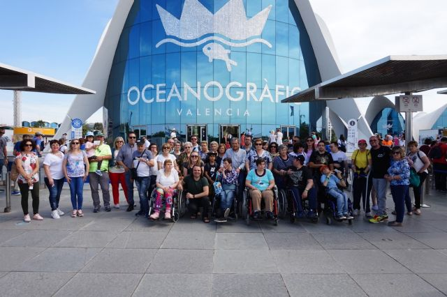 PADISITO made a trip to the Oceanografic of Valencia on the occasion of its 25th anniversary, Foto 2