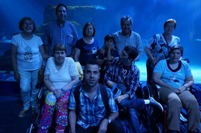 PADISITO made a trip to the Oceanografic of Valencia on the occasion of its 25th anniversary, Foto 5