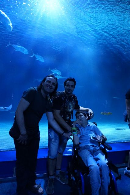 PADISITO made a trip to the Oceanografic of Valencia on the occasion of its 25th anniversary, Foto 8