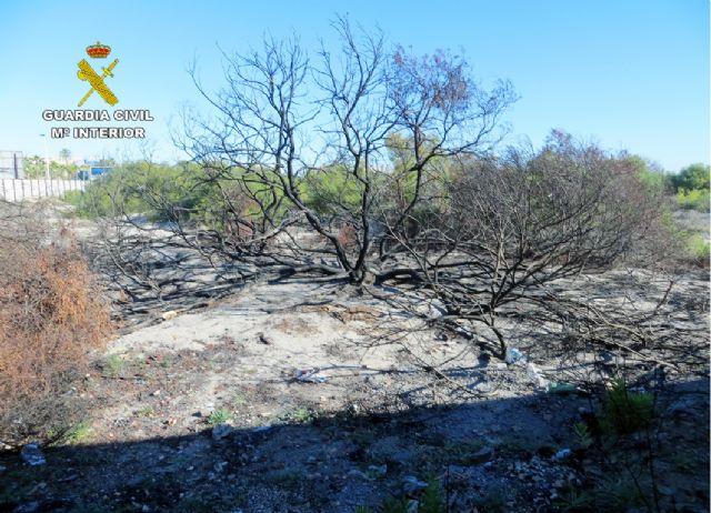 La Guardia Civil detiene a un octogenario como presunto autor de cuatro incendios forestales - 1, Foto 1
