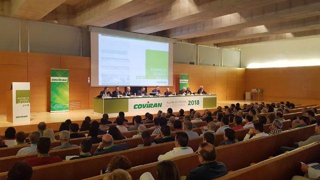 Coviran celebra su asamblea general de socios,  ratifica la gestión y las cuentas de 2017 y hace balance de sus retos futuros - 2, Foto 2