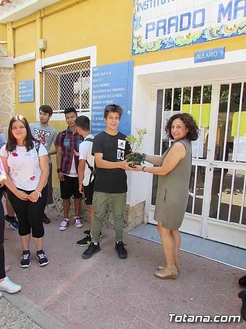 Recuperación Educativa de Pueblos Abandonados 2018. Granadilla – IES Prado Mayor, Foto 2
