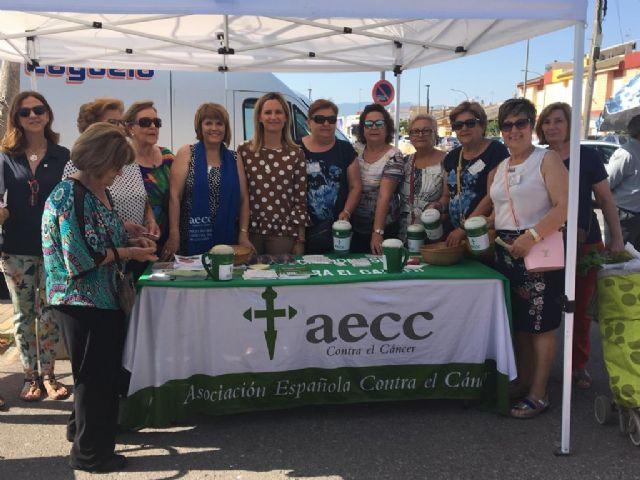 La AECC vuelve un año más a salir a la calle en Las Torres de Cotillas - 1, Foto 1