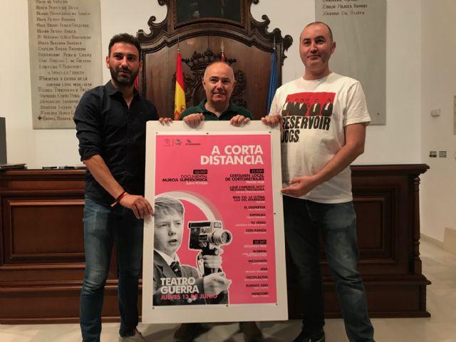 El Teatro Guerra acogerá el jueves la octava edición del certamen de cortometrajes A corta distancia en la que participarán más de una decena de autores lorquinos - 1, Foto 1