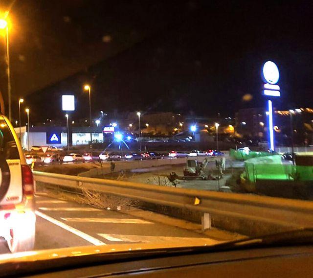 IU denuncia el peligro circulatorio generado por la apertura de Burger King en Lorca y plantea soluciones para evitarlo - 1, Foto 1