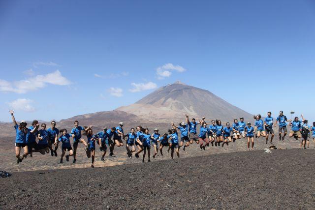 Una joven murciana, entre los 45 universitarios que recorrerán Canarias con BBVA y el proyecto Ruta Siete - 2, Foto 2