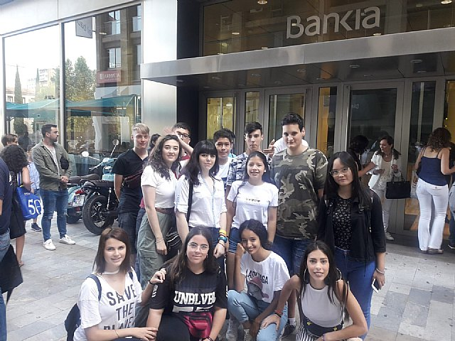 Students from the Reina Sofía school have received the prize for Social solidarity from the Ministry of Education - 3