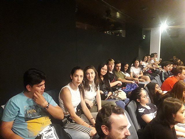 Students from the Reina Sofía school have received the prize for Social solidarity from the Ministry of Education - 4