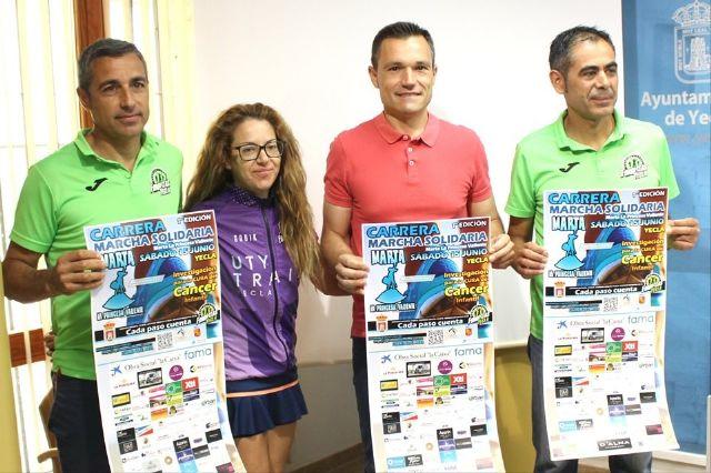 Presentada la I Carrera y Marcha Solidaria Marta, la Princesa Valiente - 1, Foto 1