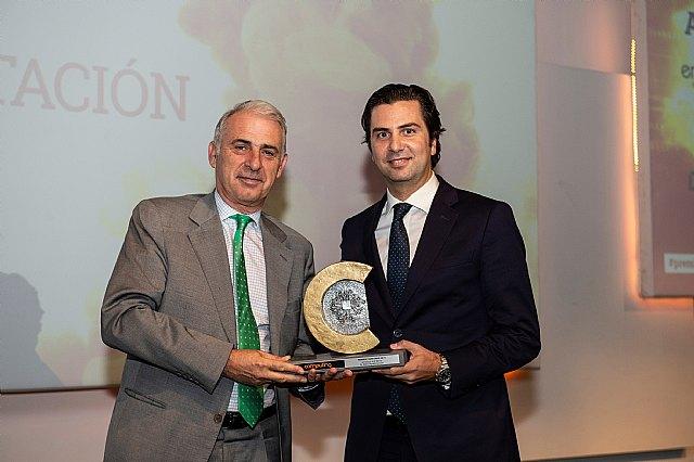 ELPOZO ALIMENTACIÓN recibe el premio Computing por su transformación empresarial, Foto 1