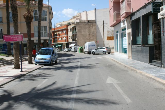 Award for the contract for the execution of the healthy urban itinerary IS-1 on the avenue of Lorca for the exercise of the activity for an amount of 9,488.97 euros