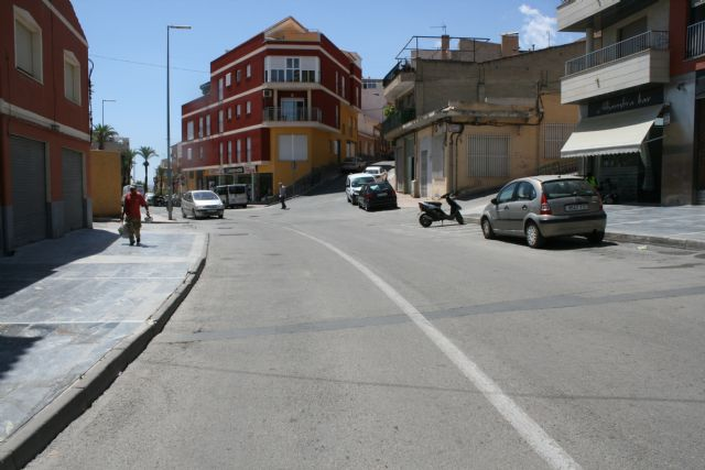 Award for the contract for the execution of the healthy urban itinerary IS-1 on the avenue of Lorca for the exercise of the activity for an amount of 9,488.97 euros - 2