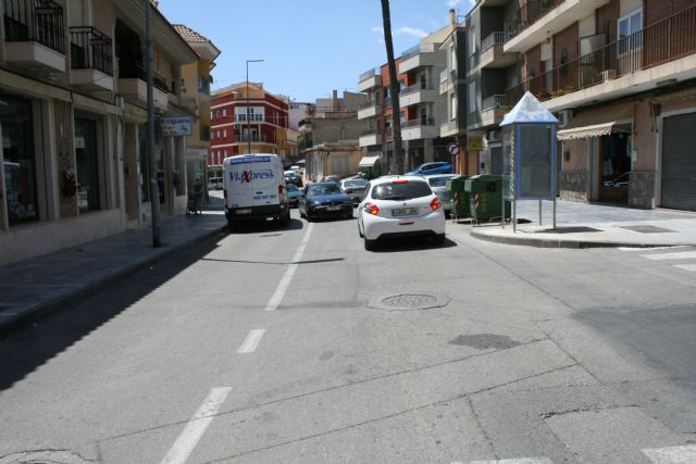 Award for the contract for the execution of the healthy urban itinerary IS-1 on the avenue of Lorca for the exercise of the activity for an amount of 9,488.97 euros - 3