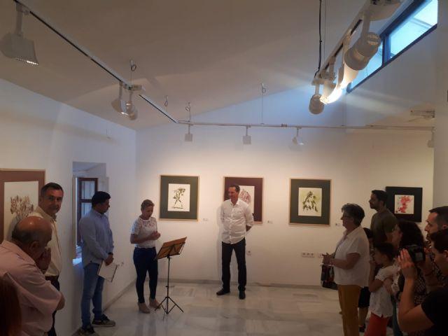 Rogelio Balibrea expone su obra 'Captación del color' en Puerto Lumbreras - 1, Foto 1