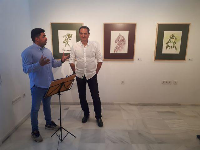 Rogelio Balibrea expone su obra 'Captación del color' en Puerto Lumbreras - 3, Foto 3