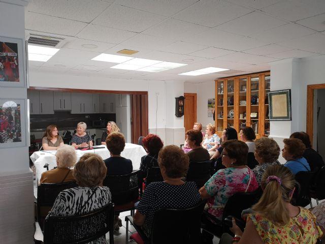 La Asociación de Amas de Casa acogen un ciclo sobre farmacia, dietética y nutrición - 2, Foto 2