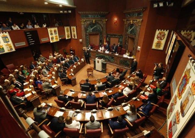 Alberto Castillo, diputado de Ciudadanos, nuevo presidente de la Asamblea Regional de Murcia, Foto 1