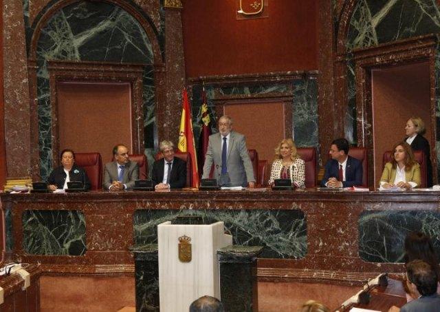 Alberto Castillo, diputado de Ciudadanos, nuevo presidente de la Asamblea Regional de Murcia, Foto 4