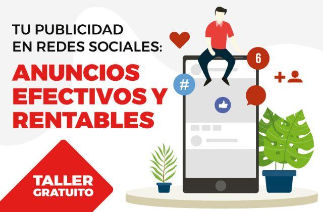 CECARM organiza un nuevo Taller de Redes Sociales gratuito en Totana - 1, Foto 1