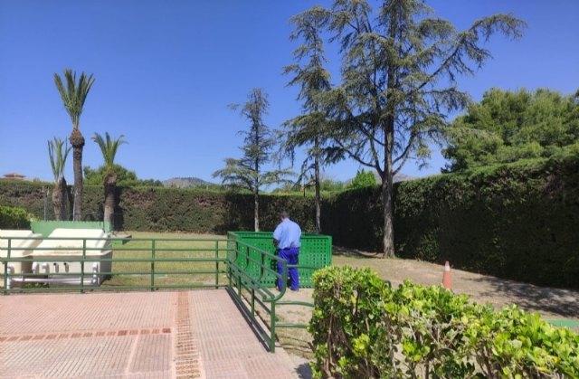 [Se aprueba ampliar el servicio de conserjes en instalaciones deportivas con trabajadores de CEDETO, SL