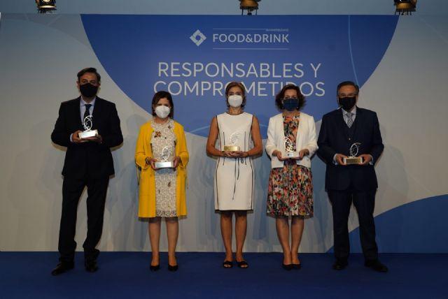 Tomás Fuertes recibe el Reconocimiento de FIAB por su entrega y contribución al impulso del sector agroalimentario español, Foto 2