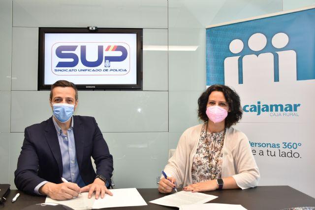 Los afiliados al Sindicato Unificado de Policía podrán acceder a los productos y servicios de Cajamar en condiciones especiales - 1, Foto 1