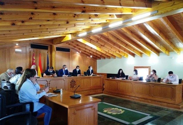 La concejala de Turismo asiste al Pleno y la Junta de Gobierno de la Mancomunidad Turística de Sierra Espuña - 3, Foto 3