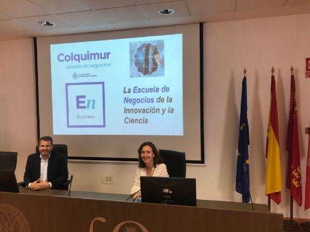 Nace la primera Escuela de Negocios especializada en la Innovación y la Ciencia, COLQUIMUR-EdN - 1, Foto 1