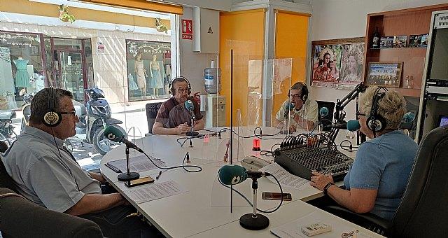 Tertulia Cope Espuña 10/06/2021, Foto 2