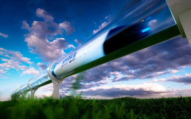 España, a la cabeza del desarrollo de estándares europeos del hyperloop, el tren del futuro - 1, Foto 1
