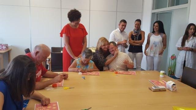 Familia destina más de 740.000 euros a la atención de personas con discapacidad y mayores en Puerto Lumbreras - 1, Foto 1