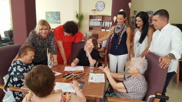 Familia destina más de 740.000 euros a la atención de personas con discapacidad y mayores en Puerto Lumbreras - 2, Foto 2