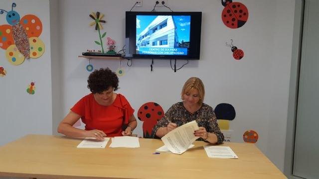 Familia destina más de 740.000 euros a la atención de personas con discapacidad y mayores en Puerto Lumbreras - 3, Foto 3