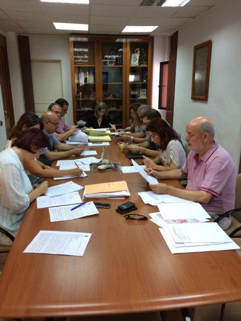 La Junta de Gobierno Local de Molina de Segura aprueba las bases para seleccionar el personal docente y el alumnado trabajador en el nuevo Proyecto Mixto de Empleo y Formación - 2, Foto 2
