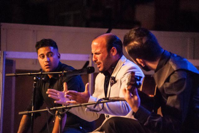Mazarrón se impregna de arte flamenco en la presentación del Festival de Lo Ferro - 2, Foto 2